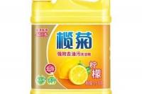 欖菊(1.8kg)檸檬茶籽洗潔精